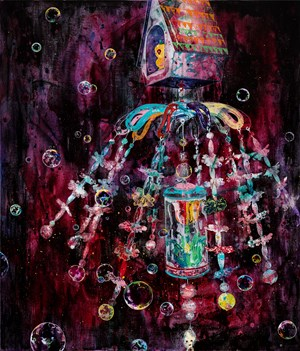 Spin by Wang Liang-Yin contemporary artwork