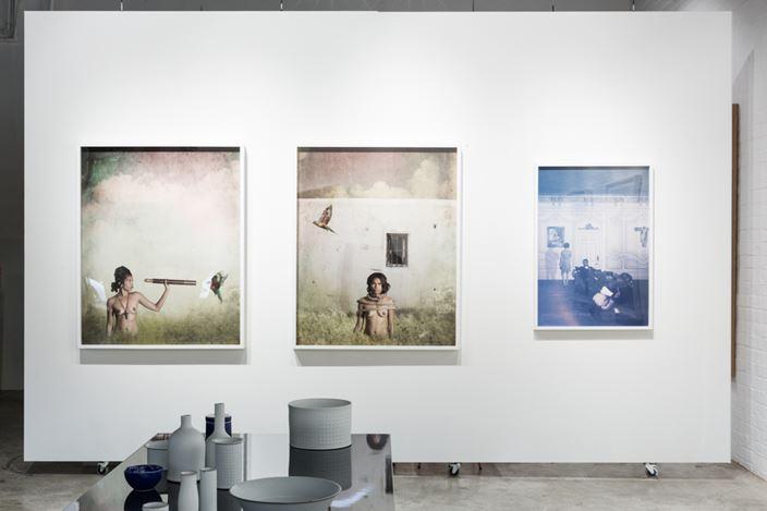 Exhibition view: Group Exhibition, Summer 2018, THIS IS NO FANTASY dianne tanzer + nicola stein (24 November–16 December 2018). Courtesy THIS IS NO FANTASY dianne tanzer + nicola stein.