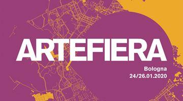 Contemporary art exhibition, Arte Fiera 2020 at Dep Art Gallery, Bologna, Italy