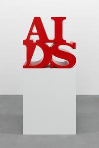 AIDS by General Idea contemporary artwork sculpture