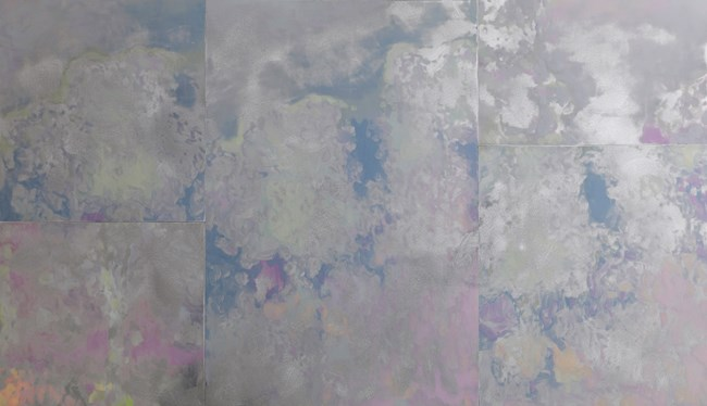Chemical/Electronic Boundary by Toby Ziegler contemporary artwork