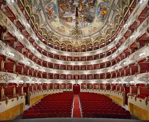 Morlacchi Theater, Perugia by Ahmet Ertug contemporary artwork