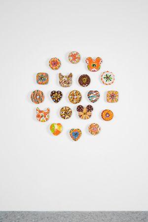 [8] Donut Fear by Jae Yong Kim contemporary artwork sculpture