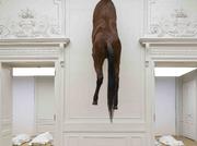 Maurizio Cattelan's 'Not Afraid of Love' at Monnaie de Paris