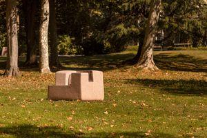 Harri VI (Stone VI) by Eduardo Chillida contemporary artwork