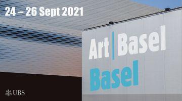 Contemporary art art fair, Art Basel in Basel 2021 at Esther Schipper, Berlin, Germany
