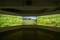 Once Called Future by Jaye Rhee contemporary artwork moving image