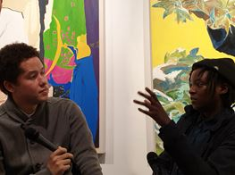 Michael Armitage and Kudzanai-Violet Hwami on Painting