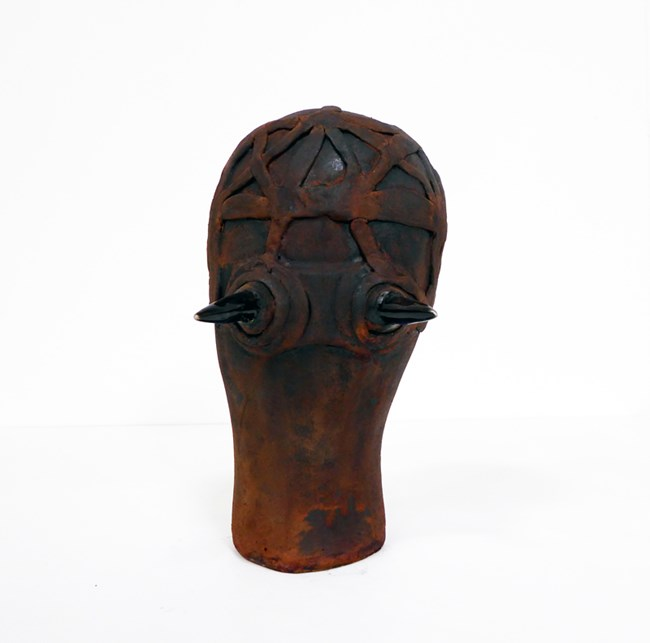 Headcase 15 by Julia Morison contemporary artwork