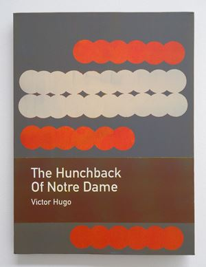 The Hunchback of Notre Dame / Victor Hugo by Heman Chong contemporary artwork