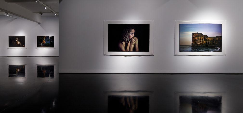 Exhibition view: Bill Henson, Tolarno Galleries, Melbourne (26 June–24 July 2021). Courtesy Tolarno Galleries. Photo: Andrew Curtis.