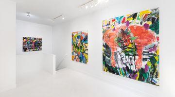 Contemporary art exhibition, Misheck Masamvu, Carnivorous Words at Goodman Gallery, East Hampton