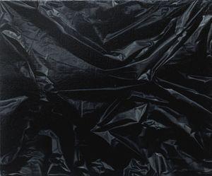 Void by Luis Antonio Santos contemporary artwork painting