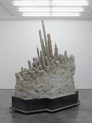 Untitled by Liu Wei contemporary artwork