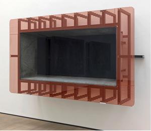 Seelze by Reinhard Mucha contemporary artwork