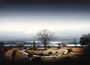 The Quiet Topiarist by Alexander McKenzie contemporary artwork