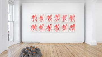 Contemporary art exhibition, Group Exhibition, Body Topographies at Lehmann Maupin, London