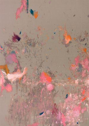 Sandlaufkäfer (DIE BEFREIUNG DER FORM AUS DEM SCHMERZ) by Michael Müller contemporary artwork
