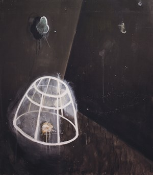 Raison/Passion by Amina Benbouchta contemporary artwork