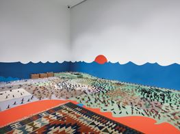 "Alighiero Boetti<br><em>Alighiero Boetti. The Fantastic World</em><br><span class=""oc-gallery"">Dep Art Gallery</span>"