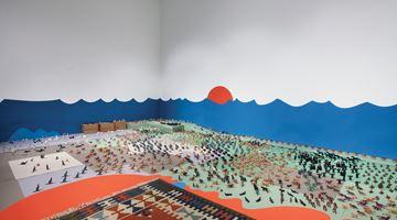 Contemporary art exhibition, Alighiero Boetti, Alighiero Boetti. The Fantastic World at Dep Art Gallery, Milan