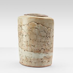 Oval Container by Heidi Kippenberg contemporary artwork
