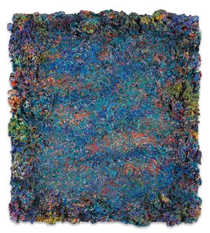 DeepDrippings (Hiss Mystique Deep North Version) by Phillip Allen contemporary artwork