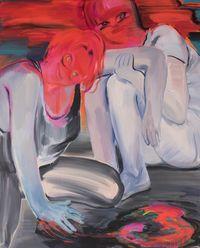 Night Freaks 2 by Eunsae Lee contemporary artwork painting