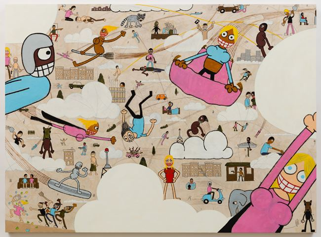 Nyx by Jay Stuckey contemporary artwork