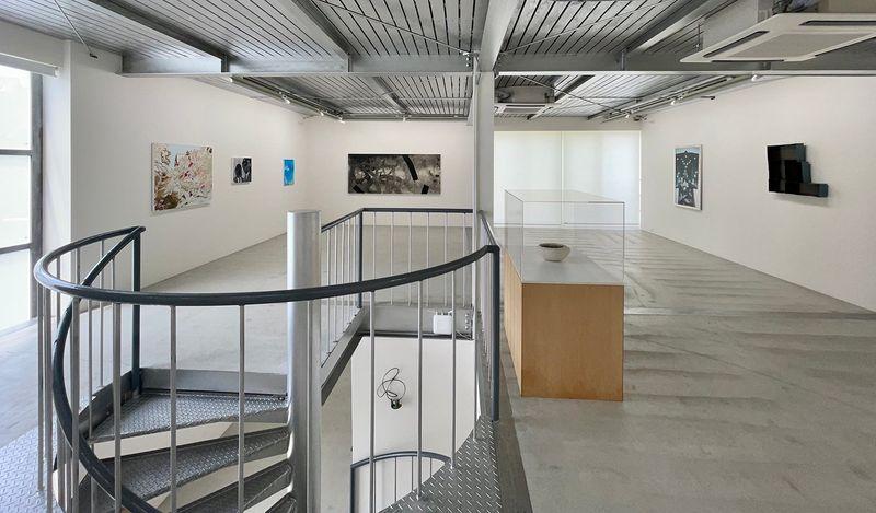 Exhibition view: Group Exhibition, Summer 2021, Kamakura Gallery, Kamakura (13 May–31 July 2021). CourtesyKamakura Gallery.