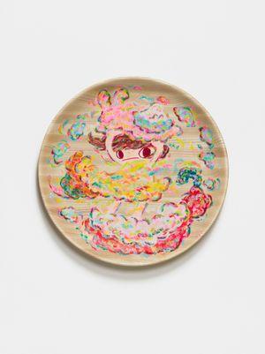 Untitled (ARW21-04) by Ayako Rokkaku contemporary artwork