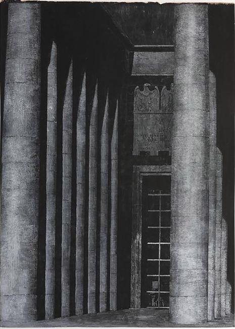 Museo Della Civiltà Romana by Emma Stibbon contemporary artwork
