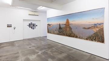 Contemporary art exhibition, Alberto Baraya, Estudios Comparados de Paisaje at Galeria Nara Roesler, Rio de Janeiro