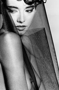Veiled Beauty #1 by Stephan Lupino contemporary artwork photography, print