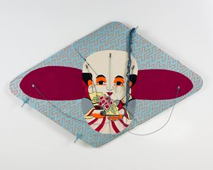 Fukusuke by Claire Healy and Sean Cordeiro contemporary artwork