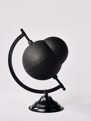 a model for Theia (black) by Nolan Oswald Dennis contemporary artwork sculpture