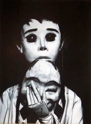 Marionette by Daniel Frasnay contemporary artwork
