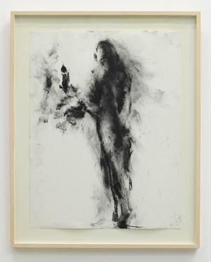 Study with Candle by Masato Kobayashi contemporary artwork painting, works on paper, drawing