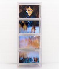 100 Years in 1 Minute (Chaim Soutine, Zhao Wuji) by Hu Jieming contemporary artwork moving image
