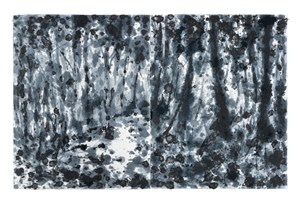 Light in the forest 1 by Shinro Ohtake contemporary artwork