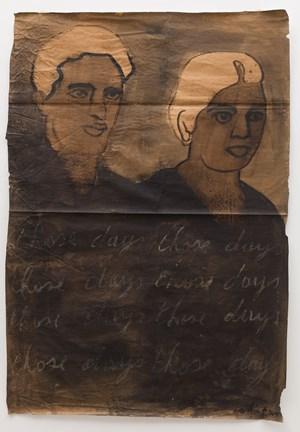 Faces Series - Those Days by Saskia Pintelon contemporary artwork