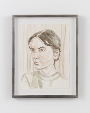 Lockdown Portrait 4 by Gillian Wearing contemporary artwork