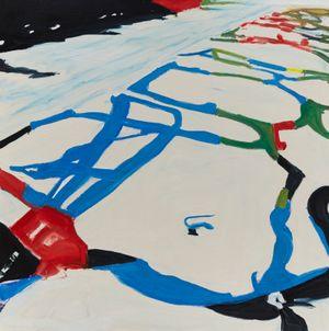 Composition in Depth by Koen van den Broek contemporary artwork