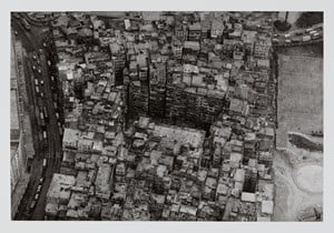 Kowloon Walled City by Ryuji Miyamoto contemporary artwork