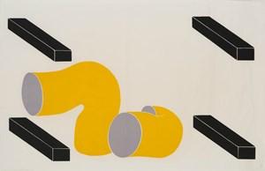 Composition No. 71 by Ion Bitzan contemporary artwork