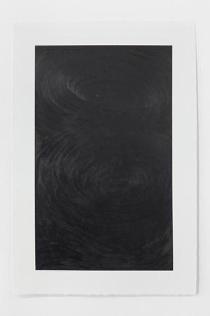 Black Landscape VI by Magda Delgado contemporary artwork