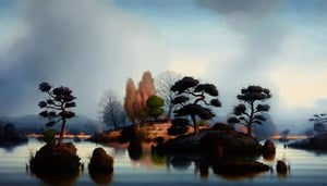 Fall and the Rise by Alexander McKenzie contemporary artwork