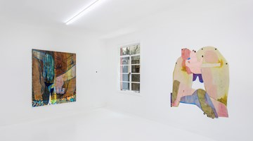 Contemporary art exhibition, Sarah Faux, Pucker at Capsule Shanghai, Shanghai
