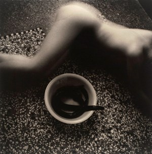 From the Eel Series, Rome by Francesca Woodman contemporary artwork