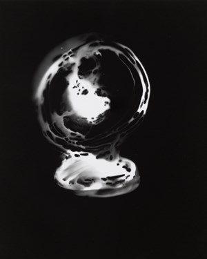Crystal Ball Series 3, No.3 by Michelle Charles contemporary artwork